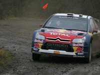 OH WHAT A NIGHT -PART 2!! WALES RALLY GB