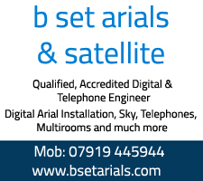 b set arials