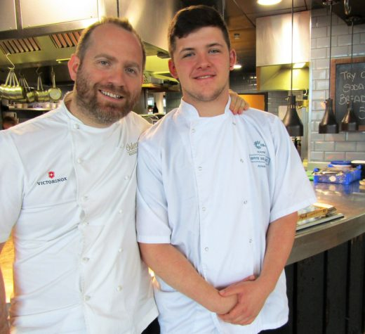 Bryn's food academy stirs up interest in the industry