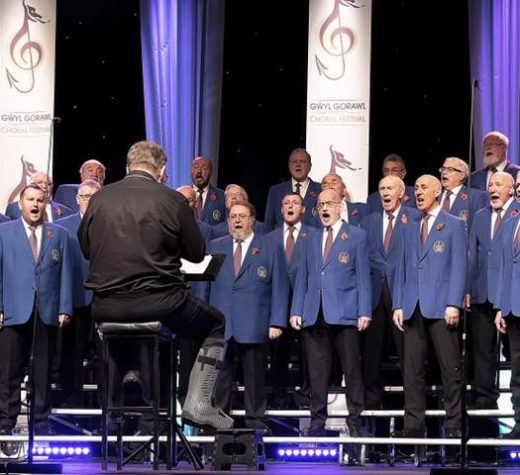 Choral Festival gives hoteliers plenty to sing about